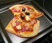Pizza pr(ostra) jak diabli