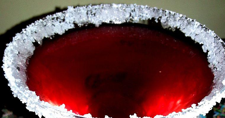 Czerwony drink świąteczny – Red Christmas