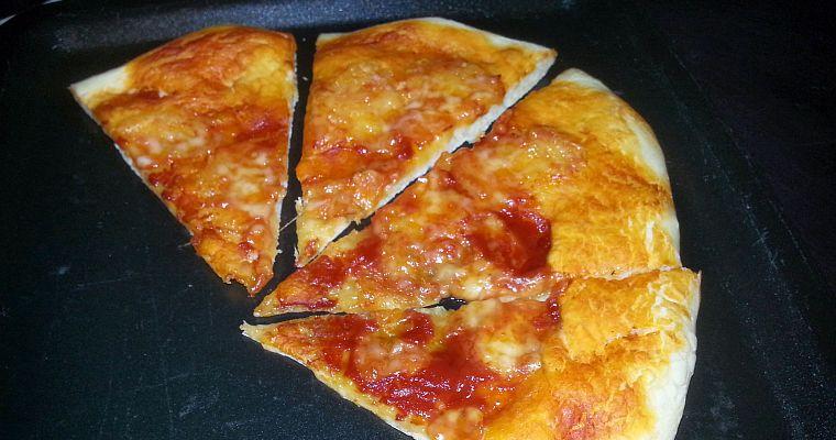 Pizza dla dziecka