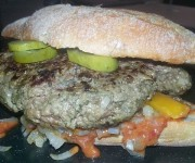 Megaburger trochę inny