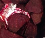 Buraki pieczone na słodko