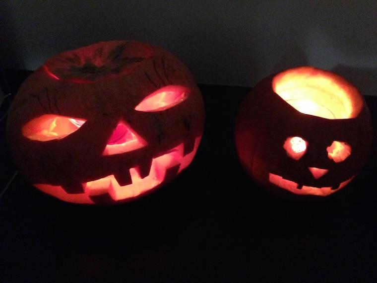dynie-Halloween