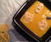 Zupa dyniowa (na Halloween)