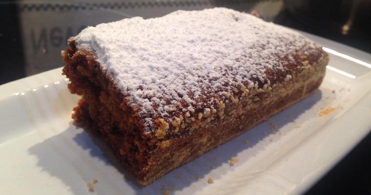Ciasto marchewkowo gruszkowe