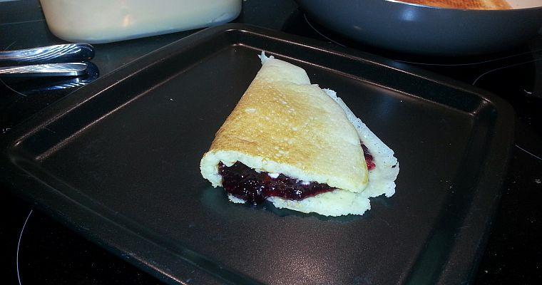 Pancake, czyli naleśnik