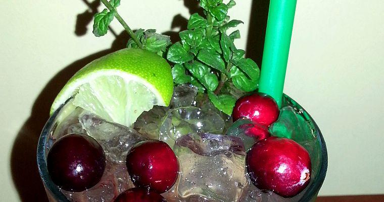 Świąteczne Mojito – Cranberry Mojito