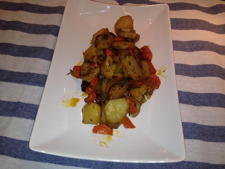 ziemniaki-z-marchewka-z-piekarnika