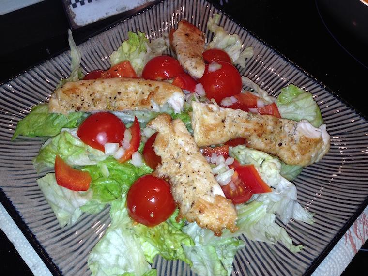 salata-kurczak-vinegret