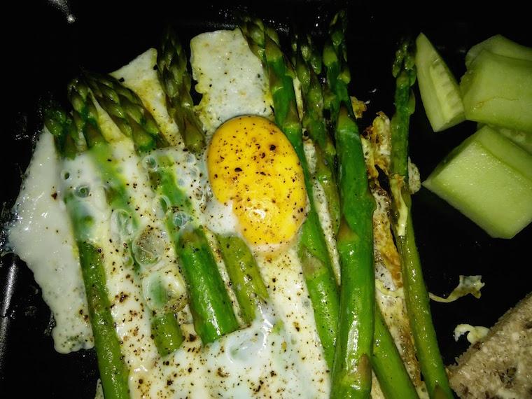 Zielone Szparagi Sadzone Jak Zrobic Przepis Prymitywna Kuchnia