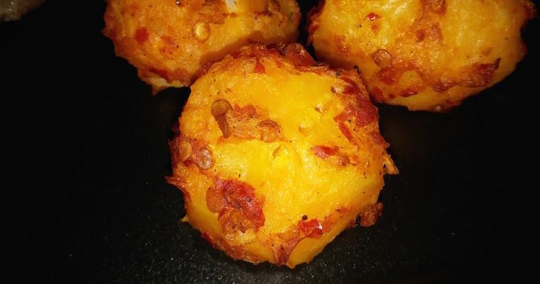 Piekielnie ostre ziemniaki
